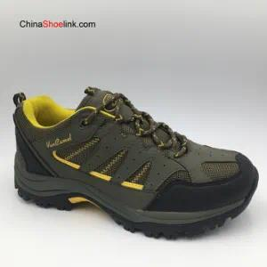 Wholesale Cemented Mens Hiking Shoes for Outdoor