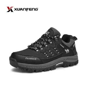 Popular Men′s Leather Winter Hiking Shoes
