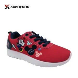 Popular Children′s Injection Sports Shoes with Cartoon