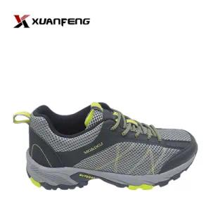 Popular Men′s Leather Summer Hiking Shoes