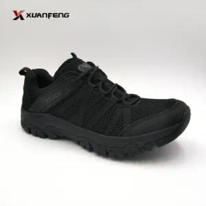 2020 New Style Wholesale Men′s Summer Shoes Police Shoes