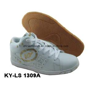 China Lady Casual Skateboard Shoes Lady Boots Supplier