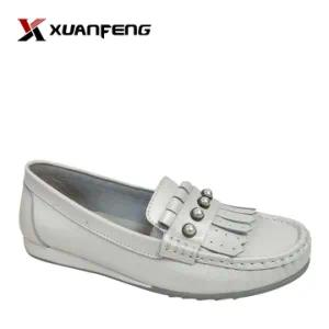 New Fashion Classic Women′s Comfortable Flat Loafers Shoes