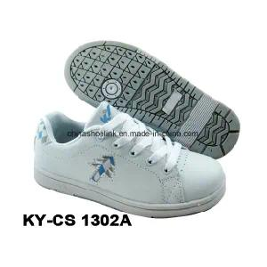 Fashion Kids Sport Skateboarding Casual Shoes